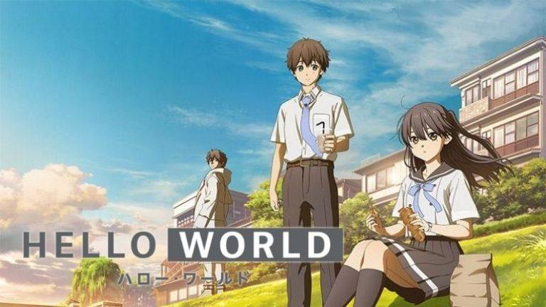 Watch Hello World (2019) on Netflix