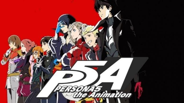 Watch Persona 5 - The Animation on Netflix