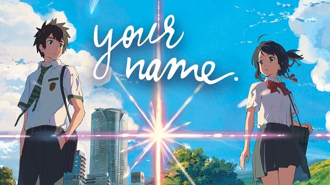 Your Name (2016): Watch it on Netflix