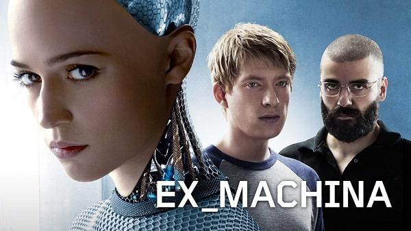 Watch Ex Machina (2015) on Netflix