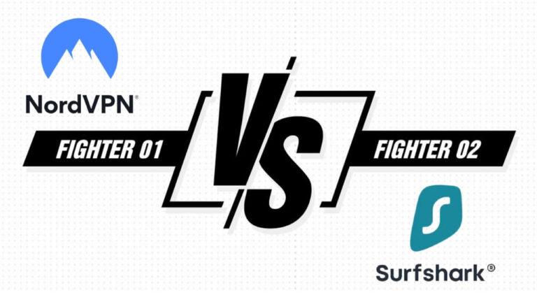 NordVPN vs Surfshark in 2021