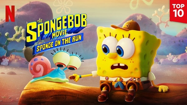 Watch The SpongeBob Movie: Sponge on the Run (2020) on Netflix