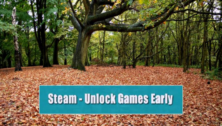 Unlock Steam Games Early Using a VPN