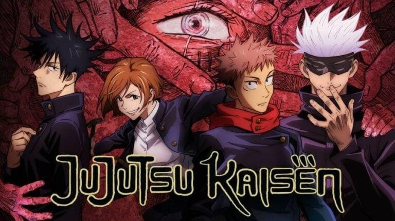 Watch Jujutsu Kaisen on Netflix